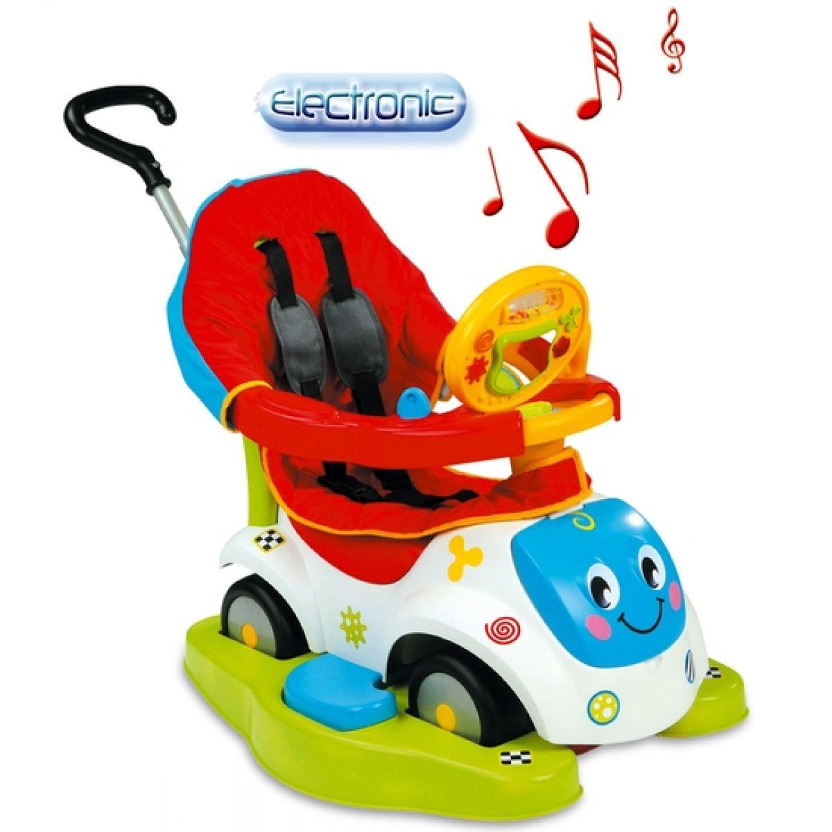 Vozítko 5v1 Maestro Comfort Smoby