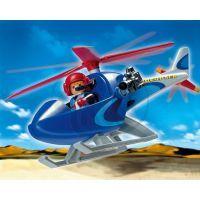 Vrtulník Playmobil