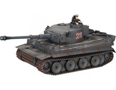 VsTank RC Tank PRO Airsoft German TigerI (E)Grey