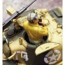 VsTank RC Tank PRO Airsoft US M1A2 Abrams Desert 4