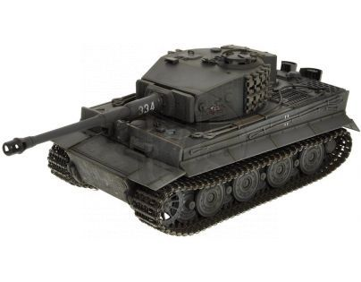 VsTank RC Tank PRO ZERO IR German Tiger Grey