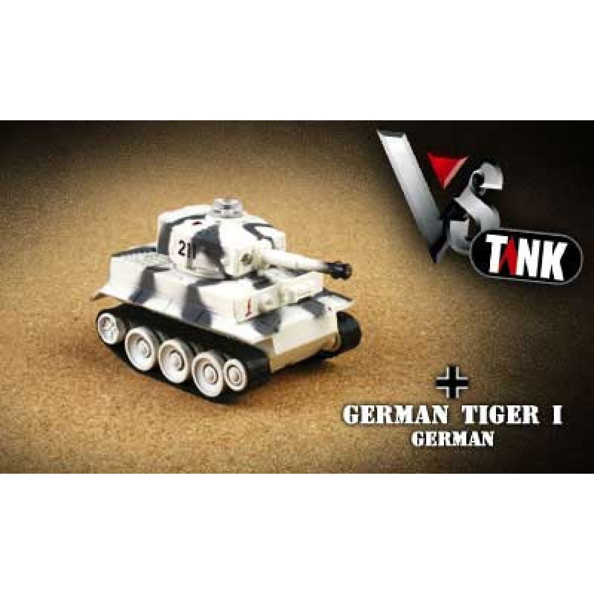 VsTank V4 German Tiger I (S12)