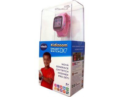 Vtech Kidizoom Smart Watch DX7 růžové