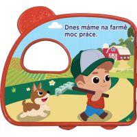 Vtech knížka pro nejmenší U nás na farmě CZ 4