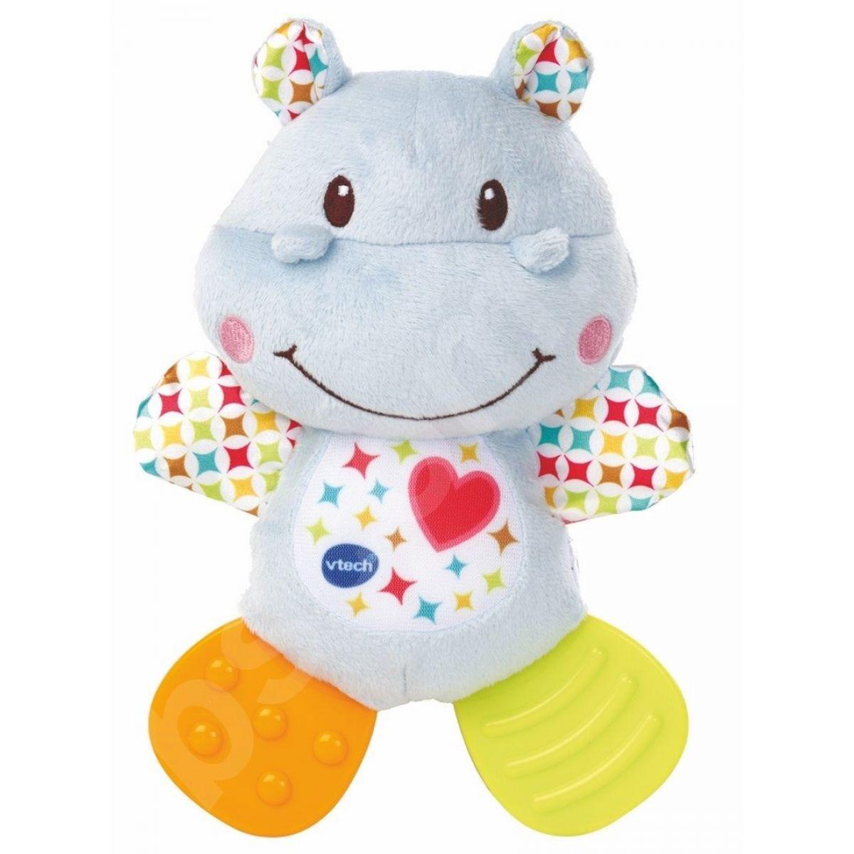 Vtech Prvý darček pre bábätko (CZ) - modrý