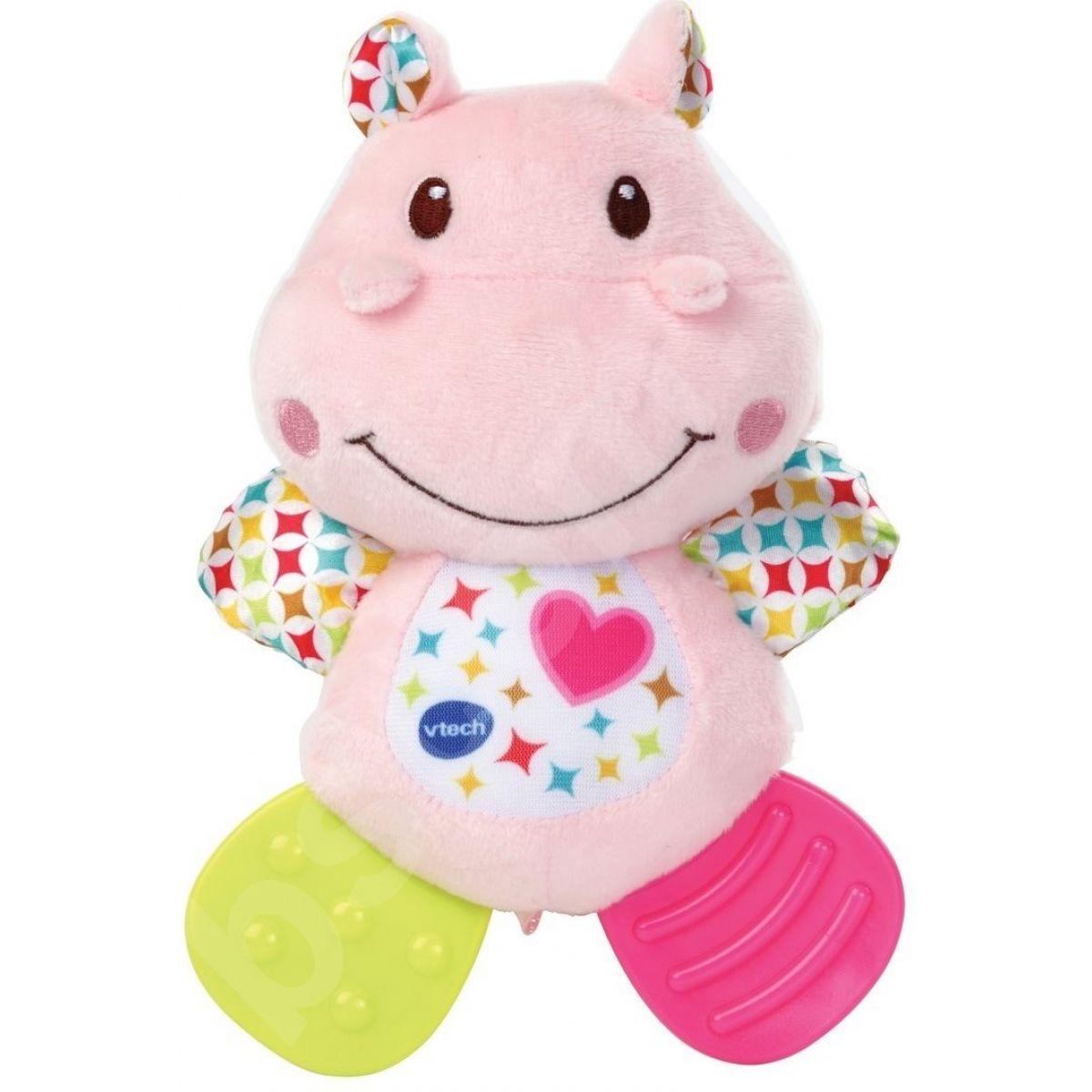 Vtech Prvý darček pre bábätko CZ - ružový