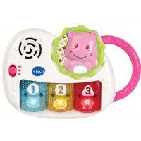 Vtech Prvý darček pre bábätko CZ ružový 5