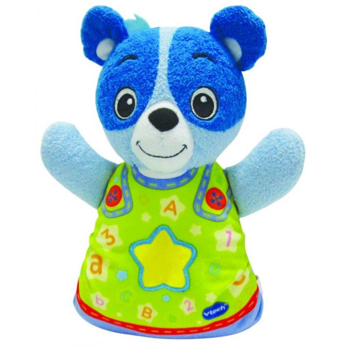 Vtech Usínáček Medvídek modrý 22cm