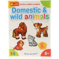 Výroba magnetů Domácí a divoká zvířata