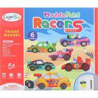 Výroba magnetů závodní auta