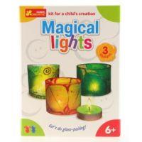 Výroba svícnů Magická světla