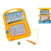 Micro Vzdělávací tablet s kreslící tabulkou česky mluvící