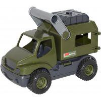 Wader Auto Construct Furgon vojenské