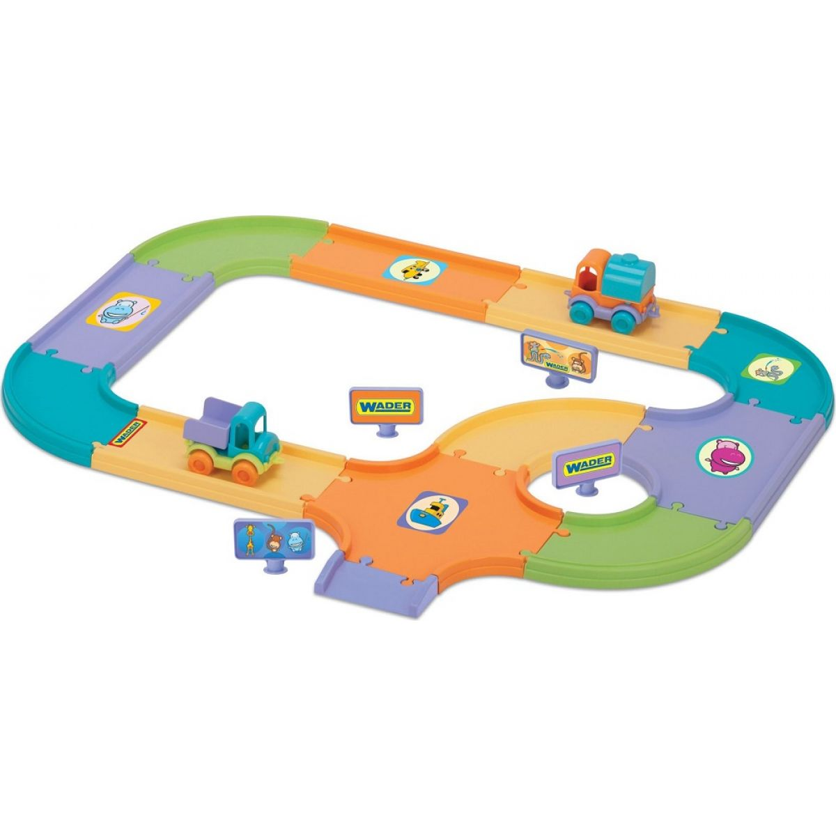 Wader 54000 Silnice pro děti 2,7 m