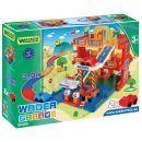 WADER 50400 - Garáž 3 patra + dráha 3 m 90x80 cm 4
