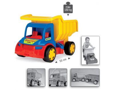 Wader Auto Gigant Truck v krabici 55 cm