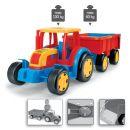 WADER 66100 - Velký traktor s valníkem 2