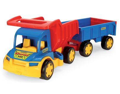 Gigant Truck s vlečkou Wader 65100