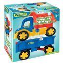 Wader 65100 - Auto gigant truck + dětská vlečka 3