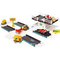 Wader Kid Cars 3D Letiště 3,8 m 2