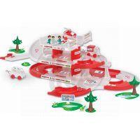 WADER 53330 - Nemocnice Kid cars 3D
