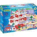 WADER 53330 - Nemocnice Kid cars 3D 3