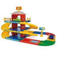 Wader 53040 - Kid cars 3D parkoviště 2 patra 4,6 m 2