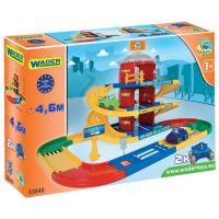 Wader 53040 - Kid cars 3D parkoviště 2 patra 4,6 m 3