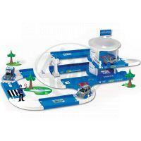 WADER 53320 - Policie Kid cars 3D