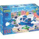 WADER 53320 - Policie Kid cars 3D 4