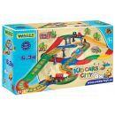 Wader 51791 - Kid Cars - Městečko 6,3m Wader v krabici od 12 měsíců 5