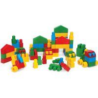 Wader 80152 Kostky stavebnice Middle Block 240 ks v boxu
