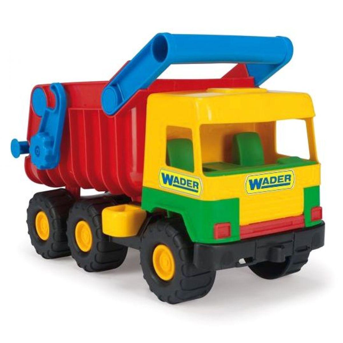 Wader Auto middle Truck sklápěč 38cm