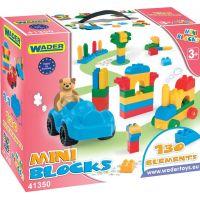 Wader 41350 - Kostky mini block střední