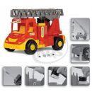 WADER 32170 - Auto multitruck hasiči plast 43cm 2