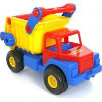 Wader Multi Truck Sklápěč s pogumovanými koly