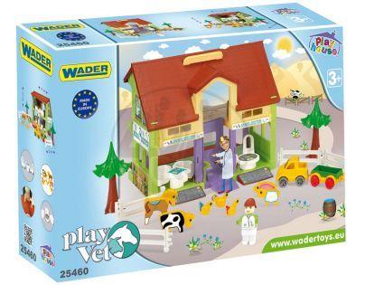 Wader Play House Domeček na hraní Veterinář