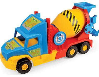 WADER 36590 - Super Truck domíchávač Wader