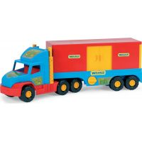 WADER 36510 - Auto Super Truck - návěs