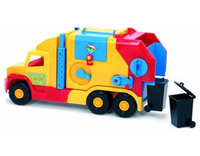 Wader 36580 Super Truck Popelářské auto