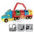 Wader 36530 - Auto Super Truck popelářský vůz 3
