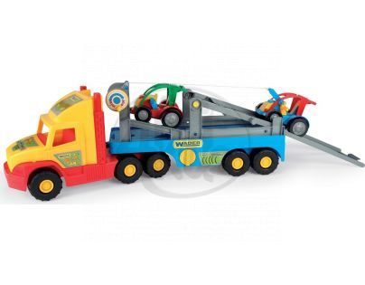 Wader 36630 Super Truck s Buggy