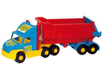 WADER 36400 - Auto Super Truck sklápěč plast 75cm