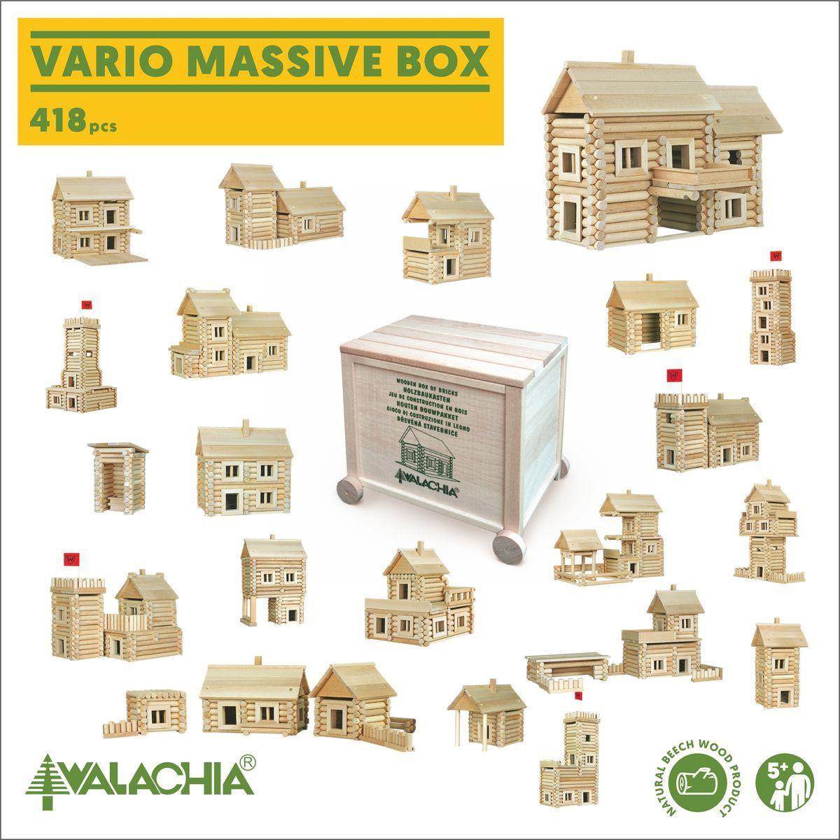 Walachia Vario Masive box