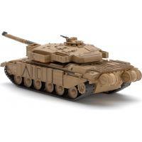 Waltersons RC Tank British MBT Challenger 1 Desert Yell 1:72 2