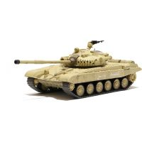 Waltersons RC Tank Russian T-72 M1 Desert Yellow 1:72