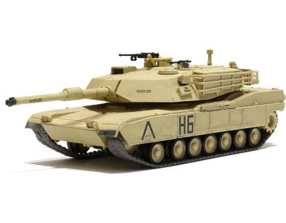 Waltersons RC Tank U.S. M1A1 Abrams Desert Yellow 1:72