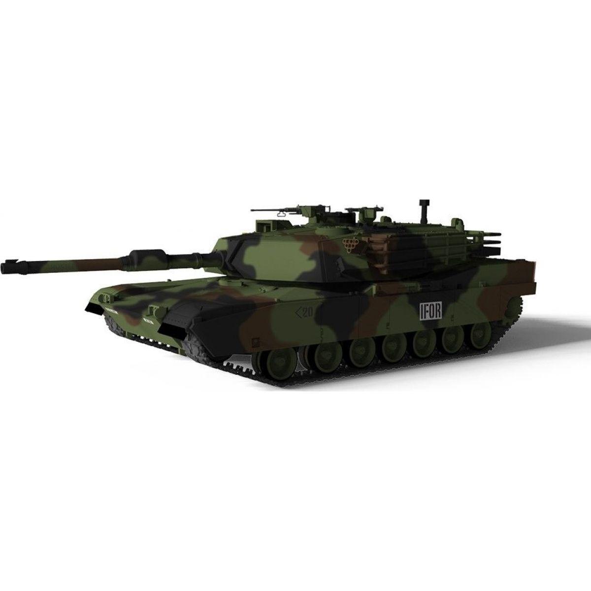 Waltersons RC Tank US MBT M1A1 Abrams NATO 1:72