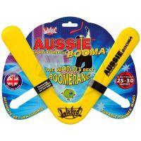 Wicked Aussie Booma Bumerang - Žlutý