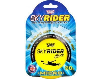 Wicked Sky Rider Micro - Žlutá